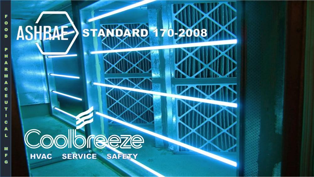 Food IAQ Standards w UV Protection